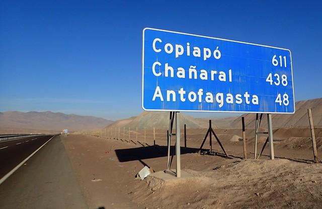 Xile (del desert d'Atacama al Paso Libertadores)