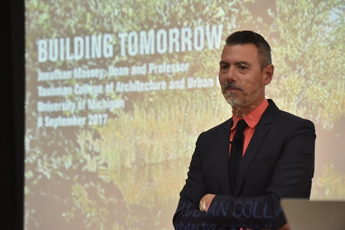 "Dean Massey Lecture: ""Building Tomorrow"""