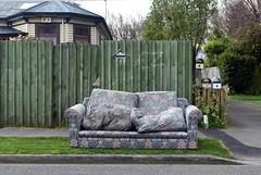 William Morris couch