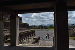 Palacio de Quetzalpapalotl at Teotihuacan
