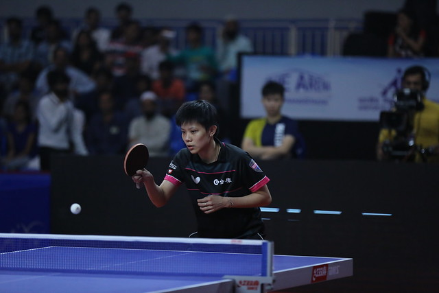 Day 3 - 217 ITTF-ATTU Asian Cup