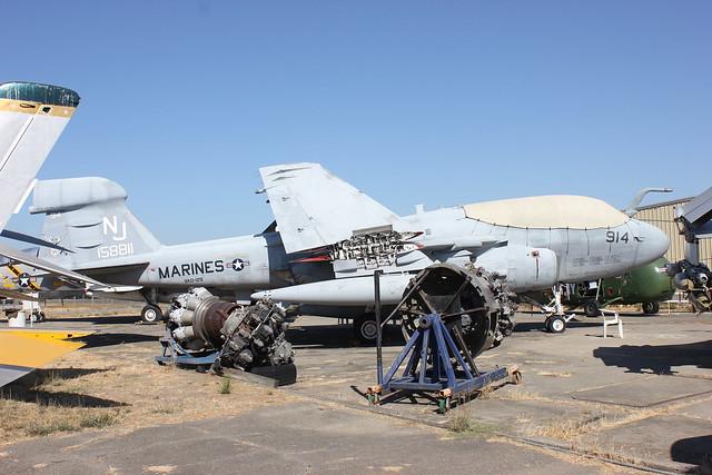 EA-6B 158811
