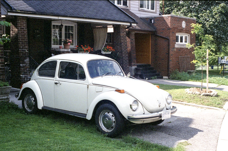 Air Cooled Beetle II