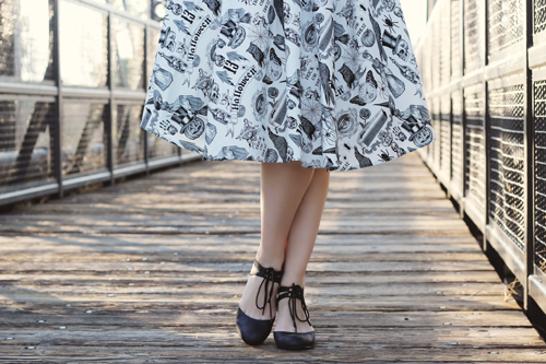 Folter Objects of Desire Skirt