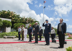 Australian Defence Minister Marise Payne Visits U.S. Pacific Command