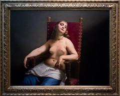 The Death of Cleopatra | Guido Cagnacci | Pinacoteca di Brera di Milano-29