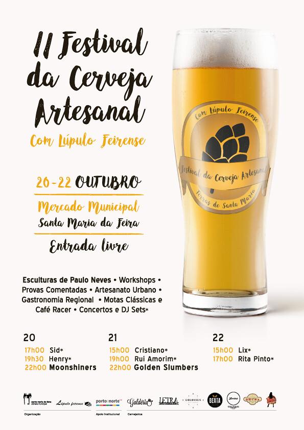 Cartaz_Festival da Cerveja Artesanal
