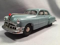 Promo - 1951 Pontiac Chieftan 4 Dr Silver Anniversary a
