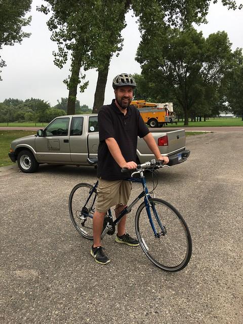 2017 Biking Watertown