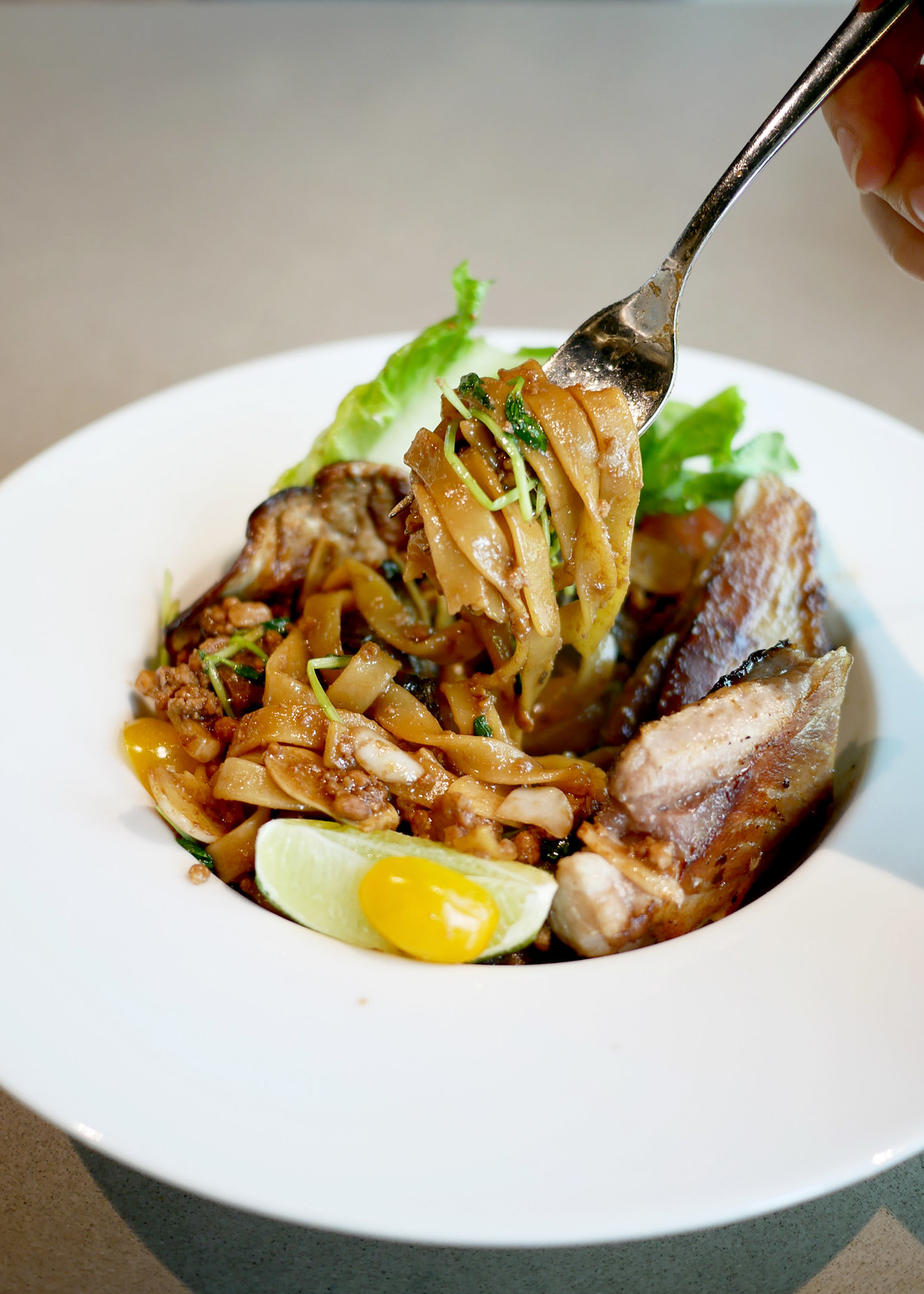 bak chor foie gras