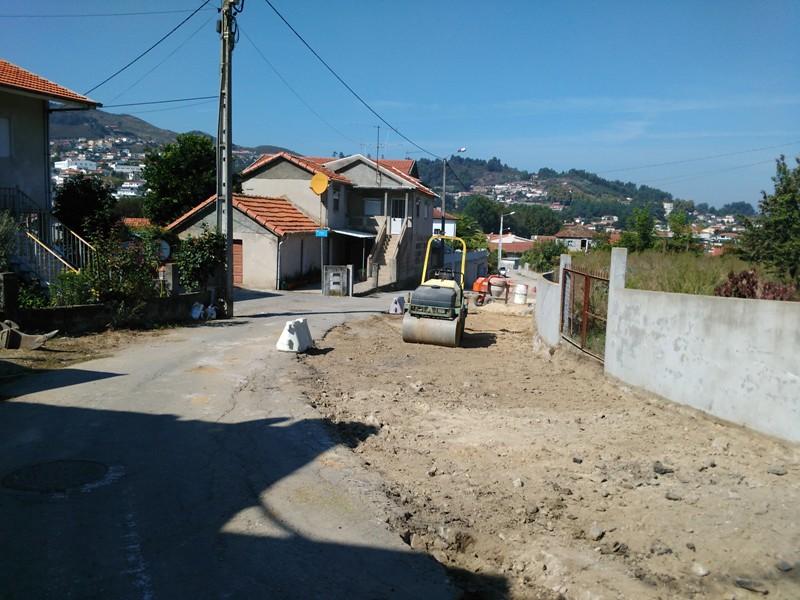 Rua Peso Santa Eulália