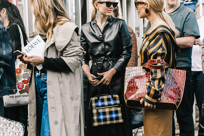 Paris fashion week street style trend style outfit 2017 accessories PFW15