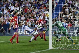 C.D. Leganés 0-0 Atlético de Madrid 30/09/2017