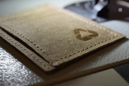 Slim Wallet by Green Banana Paper