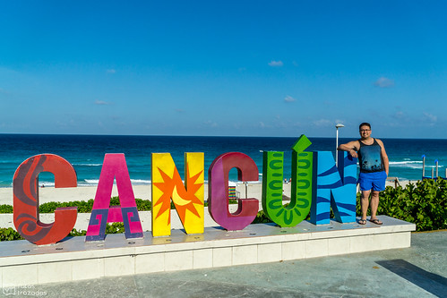 Letras Cancun