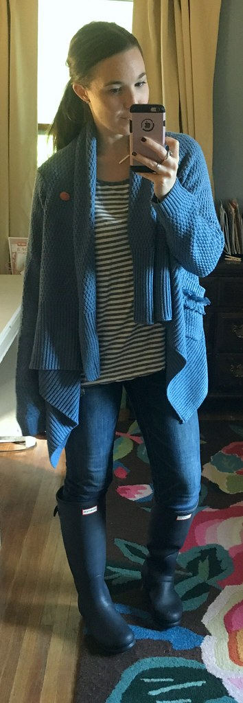 cozy knit sweater for winter