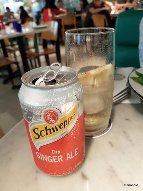 Dry Ginger (乾薑水)