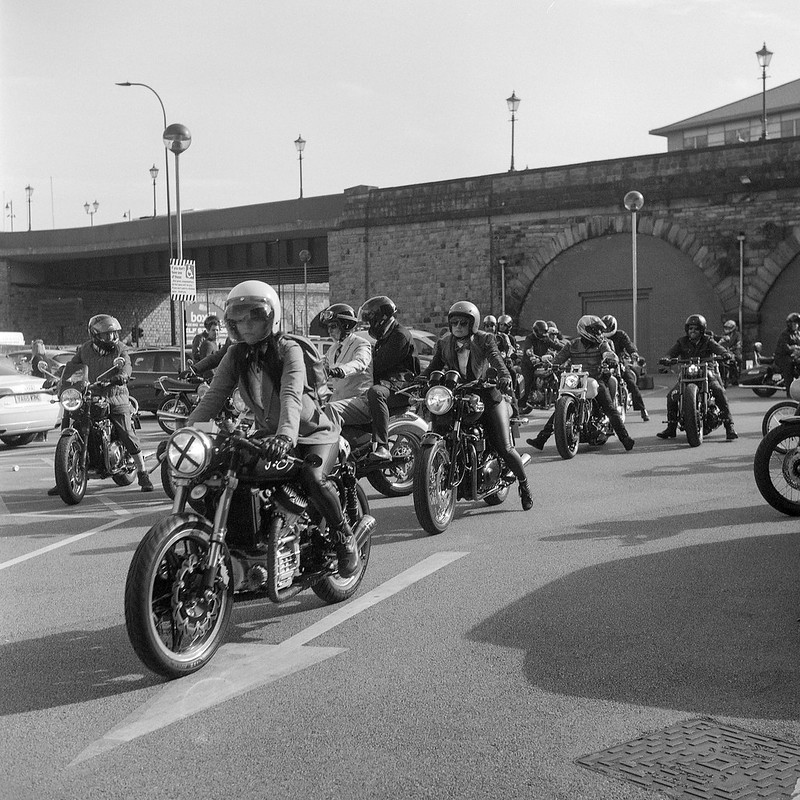 FILM - Distinguished Gentleman's Ride, Sheffield 2017-17