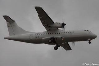 Aerospatiale ATR 42-600, F-WWLU, Toulouse Blagnac LFBO (10/08/2017)