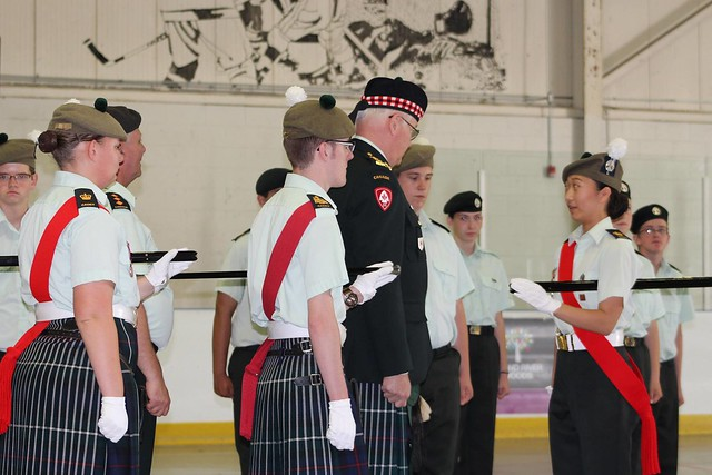 Annual Ceremonial Review, 11 Jun 17