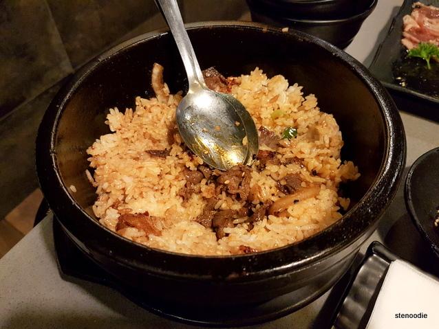 Beef Sukiyaki Bibimbap