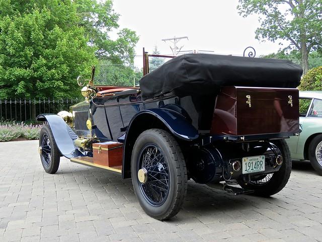 1914 Rolls Royce Silver Ghost Misselwood 32
