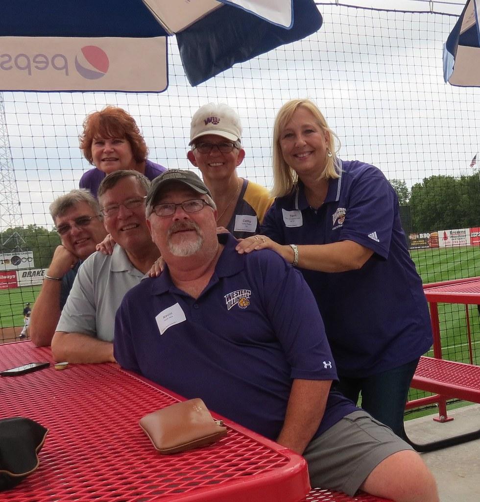 Burlington Bees Alumni & Friends Pregame Social and Baseball Game, 8/16/17