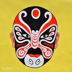 Peking Opera, Art Painting / Oil Painting For Sale - Arteet?