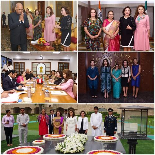 Delegación parlamentaria de México realiza visita oficial a la India