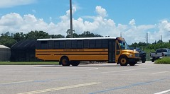 5495 - 2018 Thomas Saf-T-Liner C2 -  Hillsborough County School Bus