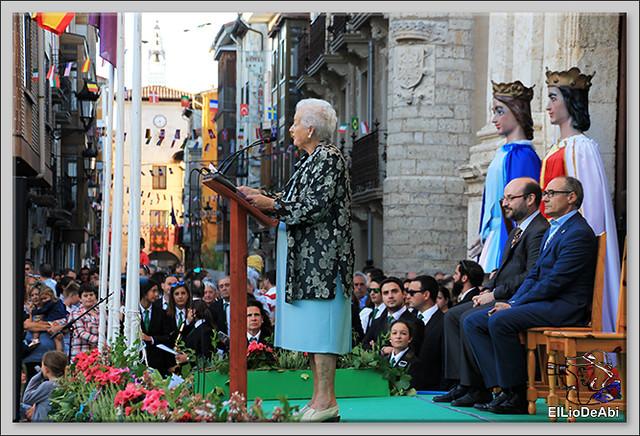 #BriviescaFiestas17 Lectura del pregón y Proclamación de las Reinas (27)