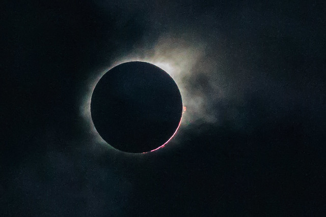 Solar Eclipse Experience
