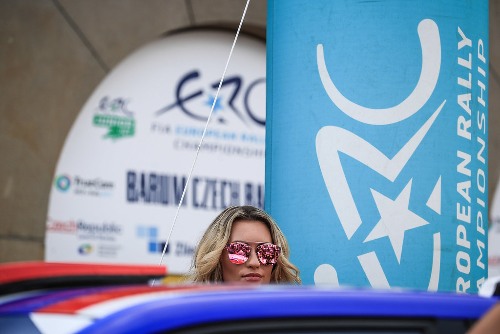 ambiance during the 2017 European Rally Championship ERC Barum rally,  from August 25 to 27, at Zlin, Czech Republic - Photo Jorge Cunha / DPPI