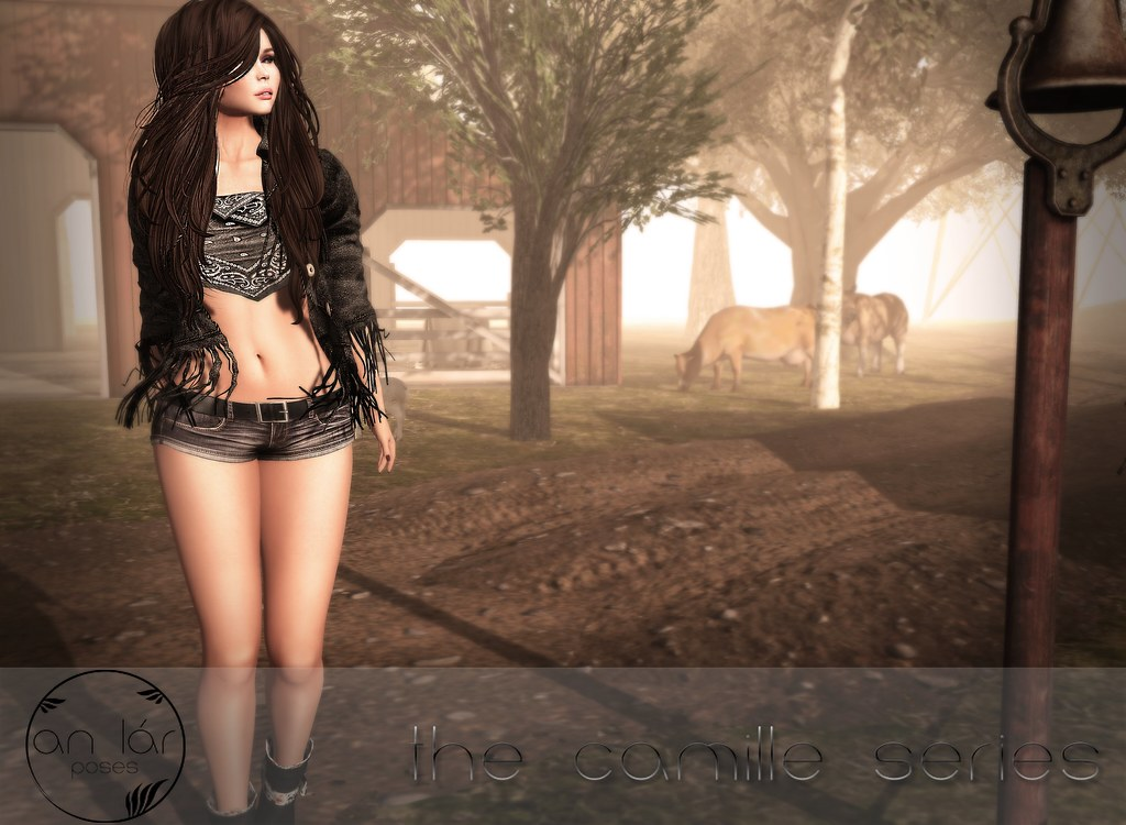 an lar [poses] The Camille Series - SecondLifeHub.com