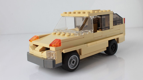 Lego Breaking Bad Pontiac Aztek