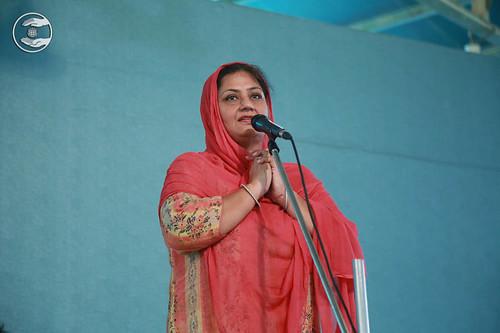 Nisha Appan from Avtar Enclave, Delhi, expresses her views