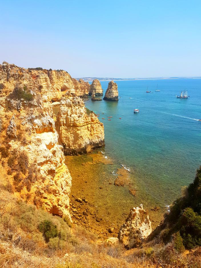 Ponta da Piedade Algarve, Portugal (002b)