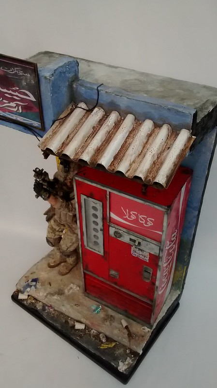 """ Coke save the Marines ""  Kabul - Afghanistan war 2012 36107714944_f63c8f9229_c"
