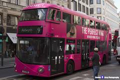 Wrightbus NRM NBFL - LTZ 1159 - LT159 - Rimmel - Aldwych 9 - RATP Group - London 2017 - Steven Gray - IMG_8268