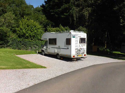 Start Bay Caravan Club Site