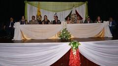 Sesión Solemne por vigésimo aniversario ULEAM Ext. Chone