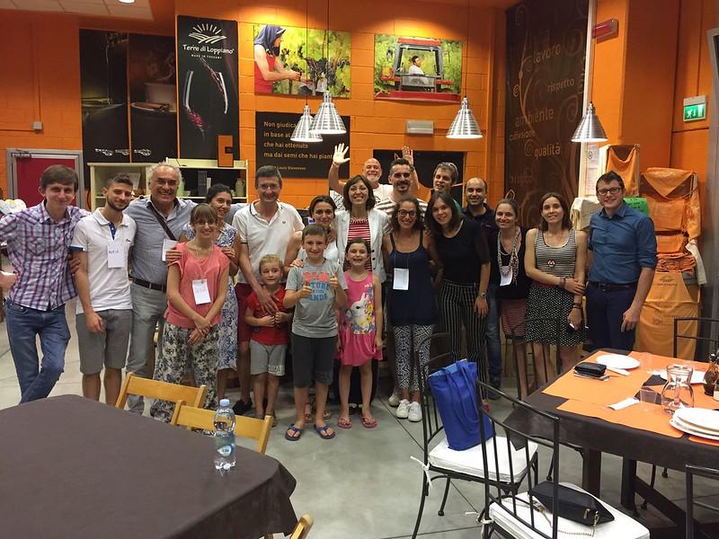 2017/07/23-24 - Loppiano (FI) Costituente EdC Italia