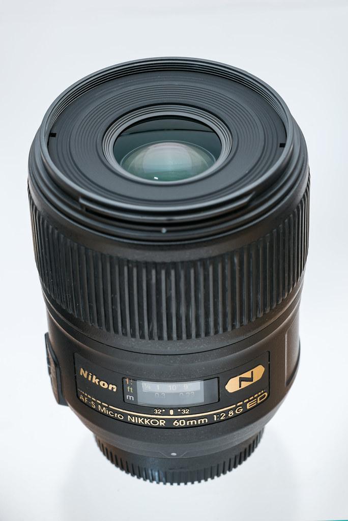 AF-S Micro NIKKOR 60mm f/2.8G ED AF-S Micro NIKKOR 60mm f/2.8G ED