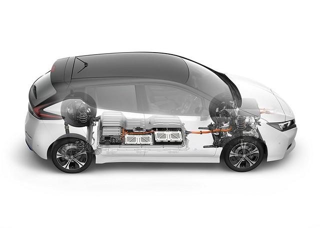 New Nissan Leaf G 120