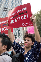 New Yorkers for immigrant Justice