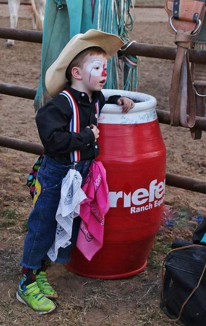 Tiny Rodeo Clown, Canon EOS REBEL SL1, Canon TS-E 90mm f/2.8