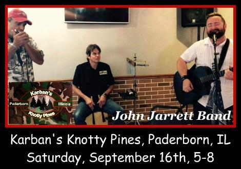 John Jarrett Band 9-16-17