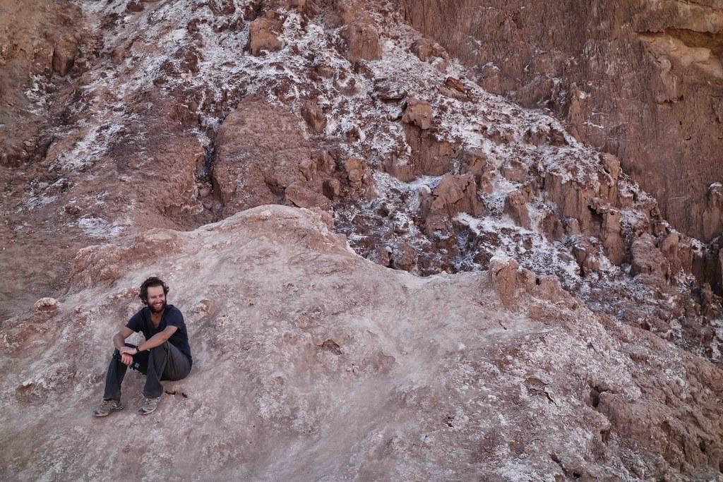 San Pedro Atacama - Valle de la Luna - Flo
