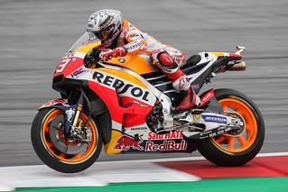 GP de Austria 2017. Marc Márquez