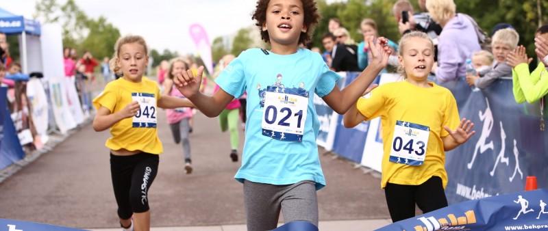 O kilometr lepší běh, to je pražská Jedenáctka
